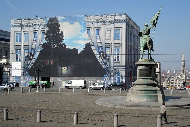 Photo of Magritte Museum in Brussels