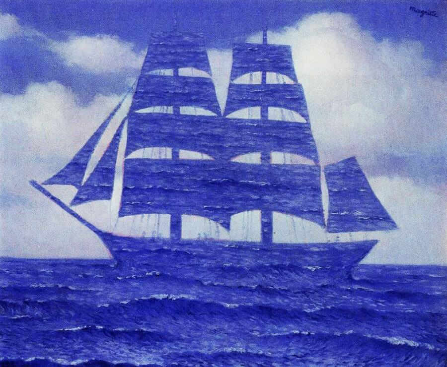 Seducer, 1953 by Rene Magritte