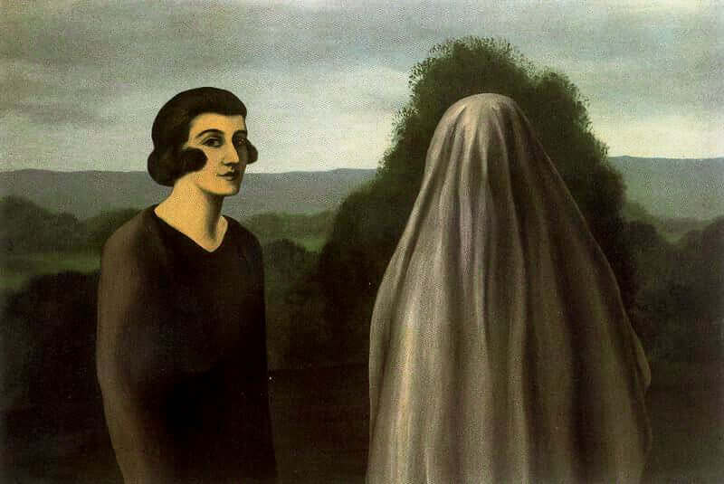 The Invention of Life, 1928 by Rene Magritte
