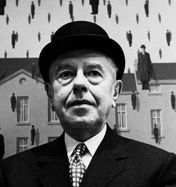 Rene Magritte Photo